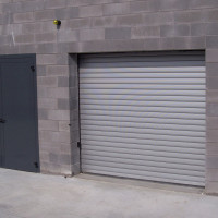 Serranda-garage